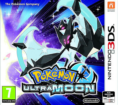 Pokemon Ultra Moon (3DS)  BRAND NEW AND SEALED - IN STOCK - QUICK DISPATCH