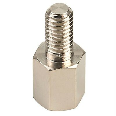 Harwin R30-3000602 Hex Threaded M-F Spacers 6mm M3 6mm Stud Pack of 25
