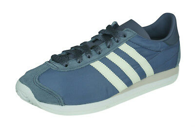 online store c9b42 91b60 adidas Originals Country OG Donna Sneaker Retro Fashion Scarpe Viola Blu