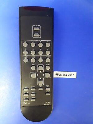 Original EXTRON IR903 Remote Control Presentation Switcher for Extron IN1508