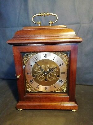 Comitti Westminster Chime Mantle Clock