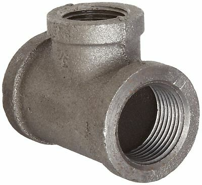 Anvil International 8700121554 Malleable Iron Pipe Fitting, Reducing Tee,... New