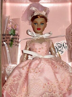 "Tonner - 2005 Maid of Honor 10"" Tiny Kitty Collier Doll NRFB"