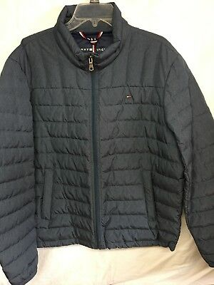 NWT TOMMY HILFIGER Packable Natural Down Puffer Jacket MSRP