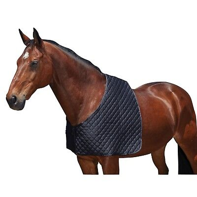 Roma Deluxe Shoulder Guard Quilted Shoulder Guard Extra Small Black