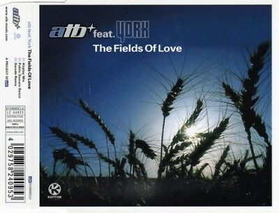 [Music CD] ATB Feat. York - The Fields Of Love