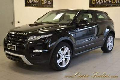 """LAND ROVER Range Rover Evoque 2.2 TD4 COUPE' HSE DYNAMIC 9M.TETTO 19""""N"""