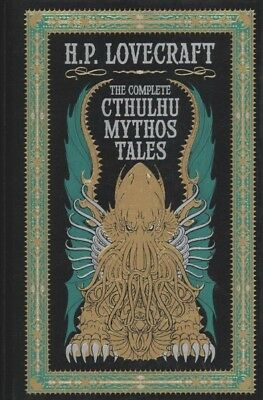 Complete Cthulhu Mythos Tales, Hardcover by Lovecraft, H. P., ISBN 1435162552...