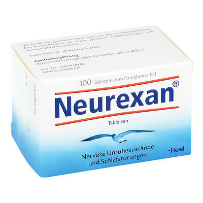 Neurexan Tabletten 100stk PZN 04115272