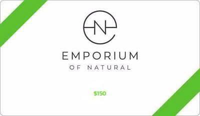 Emporium of Natural Gift Card $150 AUD