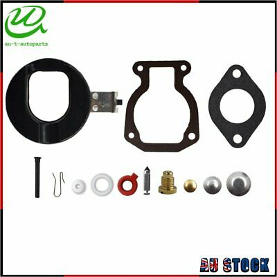NEW Carb Kit with Float 4-15 hp for Johnson Evinrude 398453 Repair/Rebuild AU