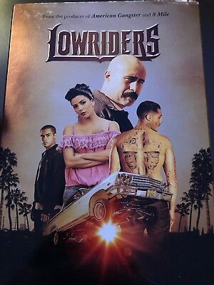 LOWRIDERS - DVD ONLY - Pre Owned, Free Shipping