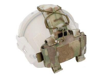 NVG Battery Case & Counterweight Pouch for OPS-Core Crye Combat Helmet Mohawk