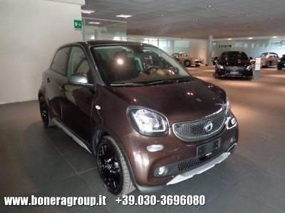 SMART ForFour 90 0.9 Turbo twinamic Perfect Crosstown Package