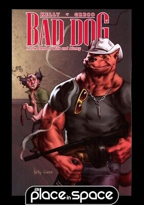 Bad Dog Vol 01 In The Land Of Milk And Honey - Softcover