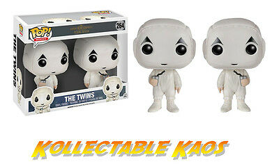 Miss Peregrine's Home for Peculiar Children - Snacking Twins Pop! Vinyl Figure 2