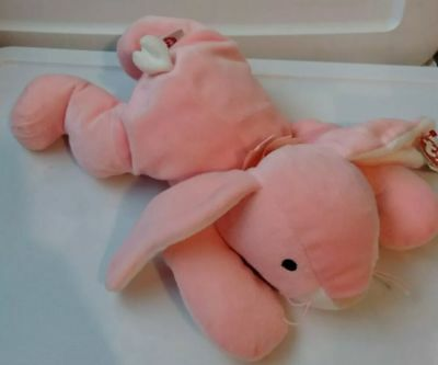 TY BEANIE BABY - Pillow Pal - Carrots the Rabbit - £3.99  ca2a2155f9c1