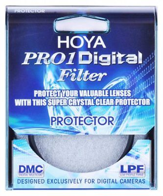 Hoya 52mm protector PRO1D DMC Digital filter - New & Sealed UK Stock