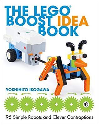 [PDF] The LEGO BOOST Idea Book 95 Simple Robots and Hints for Making More by Yos