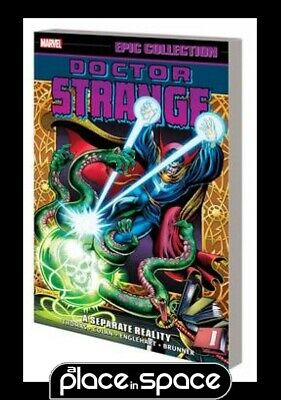 Doctor Strange Epic Collection Separate Reality - Softcover