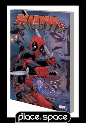 Deadpool By Posehn & Duggan 02 Complete Collection - Softcover