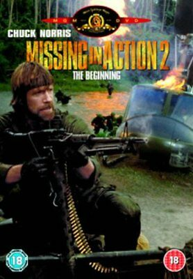 Missing In Action 2: Beginning - Sealed NEW DVD - Chuck Norris