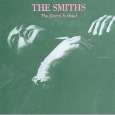 """The Smiths """"The Queen Is Dead""""  Cd -----10 Tracks----- Neu"""