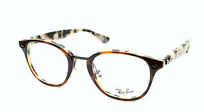 Spectacles Frame Rayban RB 5355 in Celluloid Vintage Style New in Discount