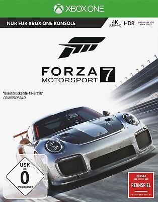 Microsoft Xbox One game - Forza Motorsport 7 NEW & BOXED