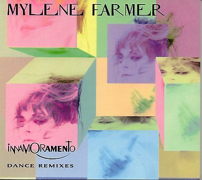 MAXI CD Mylène FARMER Innamoramento Digipack + NEUF NEW SEALED