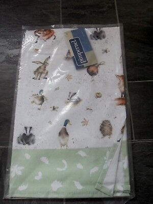 Wrendale Tea Towel - Sealed In Packet