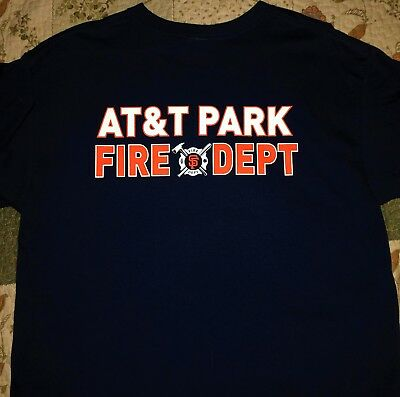 Men S San Francisco Fire Department In Chinatown T Shirt Size