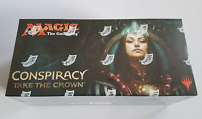 MTG Conspiracy Take the Crown, Booster Box (English) Factory Sealed
