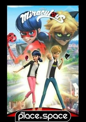Miraculous Tales Of Ladybug And Cat Noir Vol 01 - Softcover