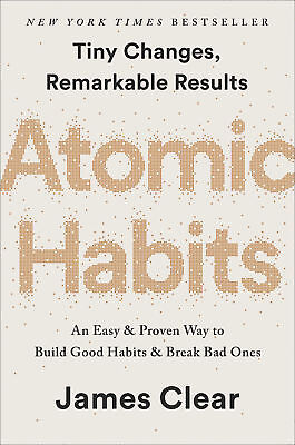 Atomic Habits by James Clear (eB00ks, 2018)