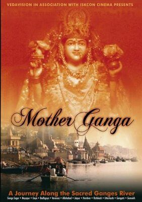 Mother Ganga: A Journey Along the Sacred Ganges River (DVD, 2005) NEW
