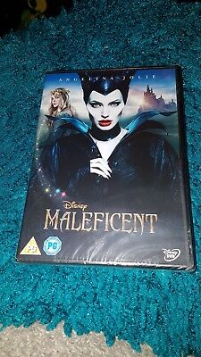 Disney Maleficent.dvd.new And Sealed.