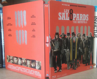 Blu-Ray Steelbook Les 8 Salopards Neuf Sous Blister