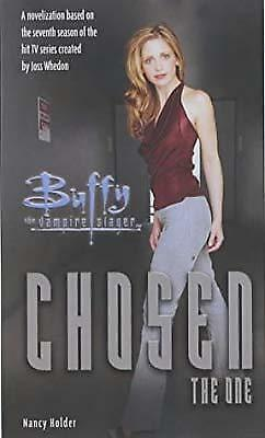 Chosen (Buffy the Vampire Slayer), Holder, Nancy, Used; Good Book