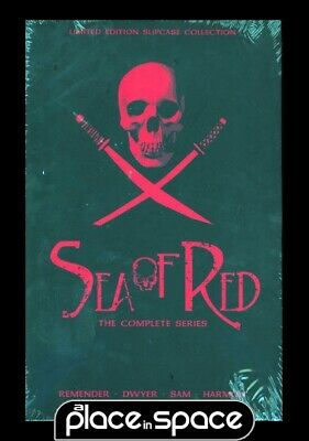 Sea Of Red Slipcase Coll - Softcover