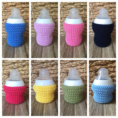 Hand Crochet Baby Bottle Cover - Tommee Tippee - Choose From Over 30 Colours!