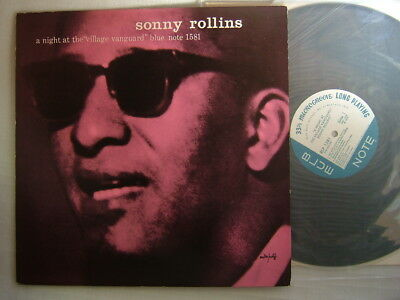 Sonny Rollins A Night At The Village Vanguard / Japan Blue Note