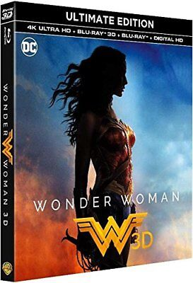 Wonder Woman Ultimate Edition - 4K Ultra HD + Blu-ray 3D + Blu-ray + Digital HD