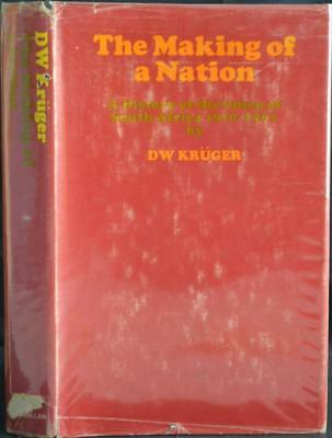 MAKING OF A NATION A HISTORY OF THE UNION OF SOUTH AFRICA 1910-61 Afrikaner