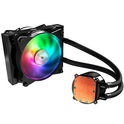 Cooler Master MasterLiquid ML120R All in One Watercooling with Addressable RG...