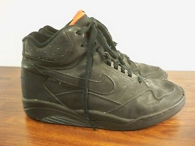 timeless design 5784c a2ead Vintage 1993 Nike Flight High Top Mens Trainers Sneakers Kicks Shoes Size  10