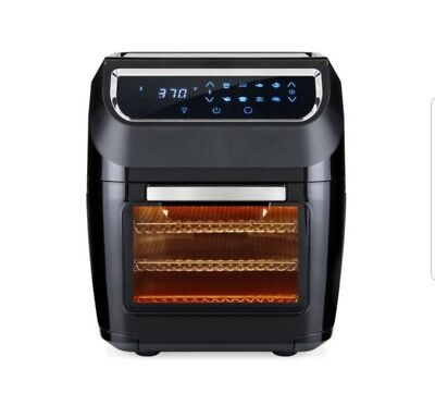 Best Choice Products 11.6qt 1700W 8-in-1 Electric XL Air Fryer Oven, Rotisserie,