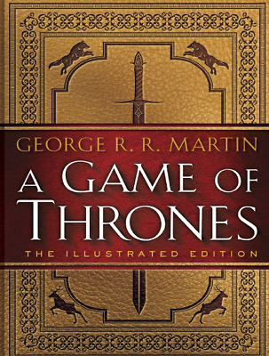 A Game of Thrones Enhanced Edition by George R.R. Martin (Electronic Book Only)