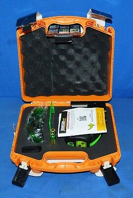 JOHNSON 40-6543 Self ­Leveling Rotary Laser Level w/ GREENBRITE