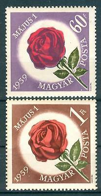 HUNGARY - 1959.Labor Day Cpl.Set MNH!!